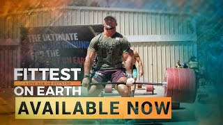 Available Now: Fittest On Earth: A Decade of Fitness
