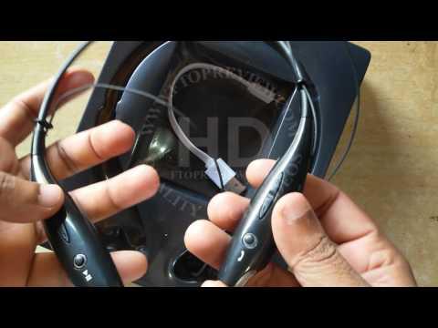 LG Bluetooth Headset Duplicate
