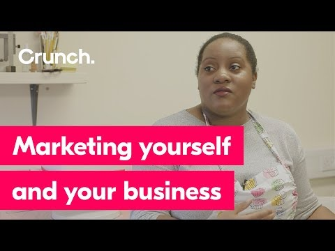 Marketing yourself and your business