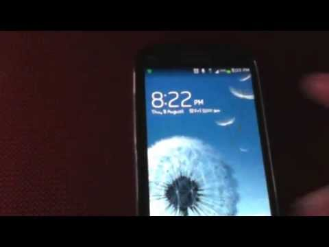 4.2.2 review lock screen for Samsung galaxy s3