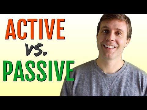How to Use Active & Passive Voice to Improve Your Grammar