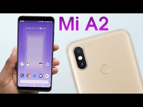 Mi A2 (Mi 6X) - First Look!