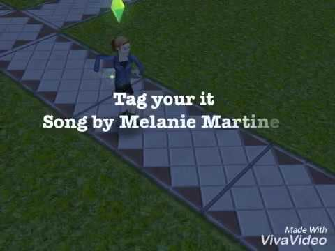 Sims Freeplay: Tag Your It by Melanie Martinez (read description)
