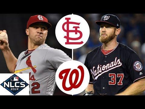 St. Louis Cardinals vs. Washington Nationals Highlights | NLCS Game 3 (2019)