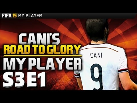 FIFA 15 My Player Career Mode - MY NEW TEAM!!! -  Season 3 Episode 1