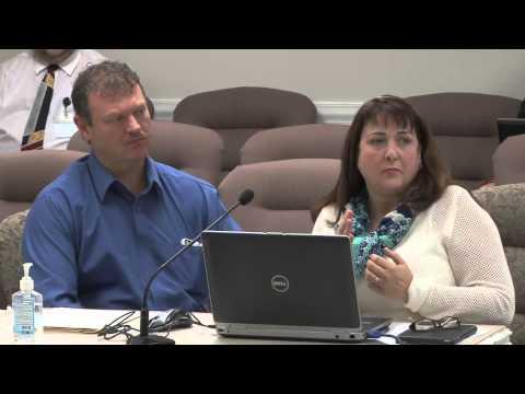 Kentucky Board of Nursing meeting 7 Nov 2014