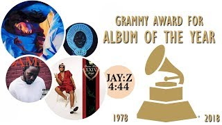 Download Grammy Award for: Album of the Year (1978-2018) Video