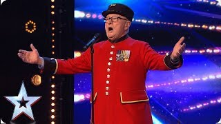 All of Colin Thackery's BGT performances |  BGT 2019