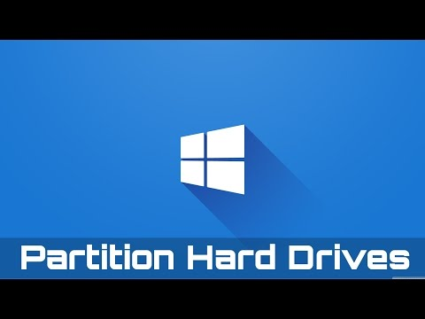 How to Partition and Un-Partition of Hard Disk on Windows10