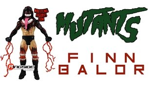 WWE FIGURE INSIDER: Finn Balor - WWE Mutants WWE Toy Wrestling Action Figure!
