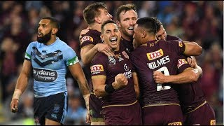2018 State of Origin Highlights: QLD v NSW - Game III