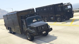 GTA 5 Online | Truckmeet with Terrorbyte and Oppressor MK2