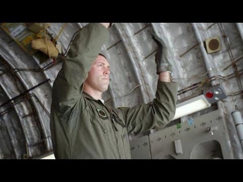 U.S. Air Force: SSgt Nathan Porter, Loadmaster