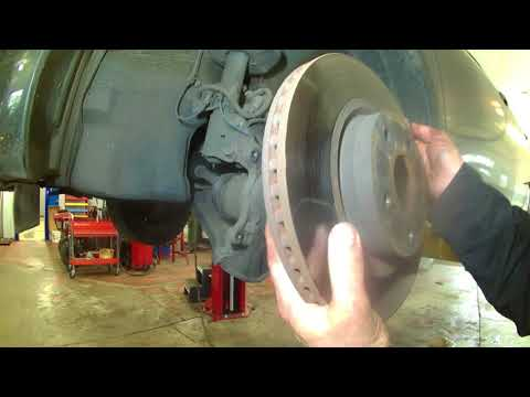 Front brake pad replacement 2012 Toyota Corolla.Scion, Matrix How to Install, remove or replace