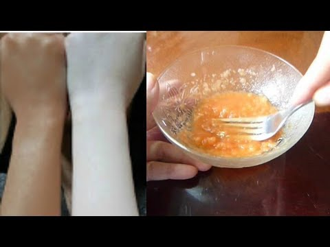 [ IMMEDIATE RESULT] Skin Whitening Home Remedy 100% Effective / Get clear and glowing skin