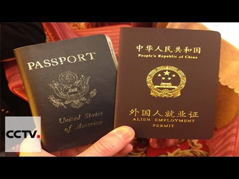 China to introduce new foreign work permit system