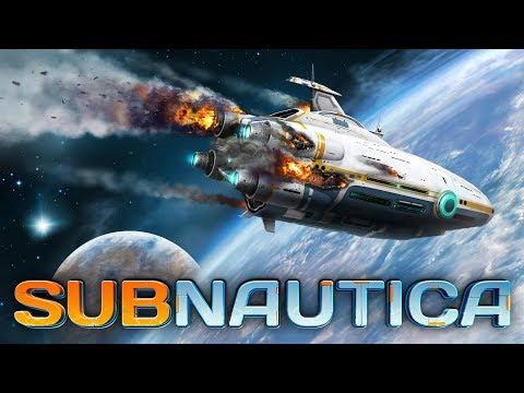 SUBNAUTICA: Let's Play with JV Part 1 - Crash Landing!