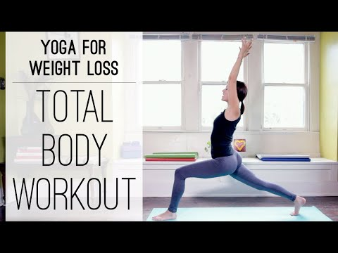 Weight Loss Yoga - Total Body Workout