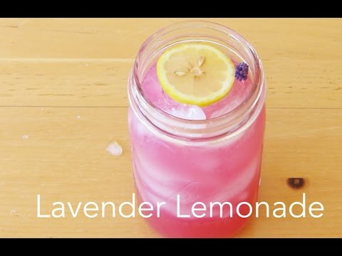 Lavender Lemonade.   Eat This.