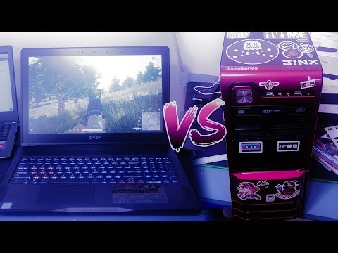 3 Ways Gaming Laptops are BETTER than Desktops #IntelPartner
