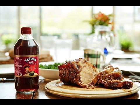 Pork Loin with Brown Sugar Glaze Recipe - Sarson's