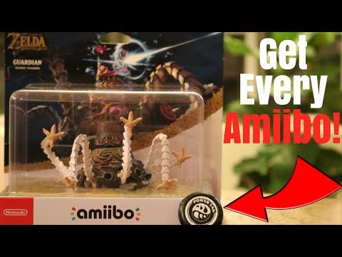 How to Use PowerSaves and Amiibo Bin Files