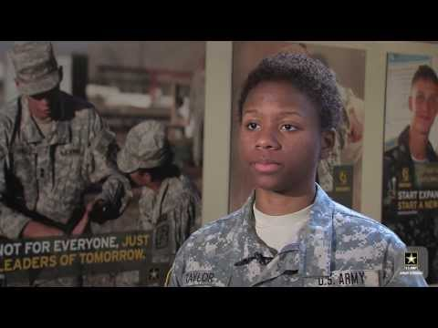U.S. Army ROTC - Lessons in Leadership