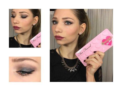 Earl Grey Makeup w/ la palette Chocolate Bonbon