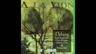 ドビュッシー - ベルガマスク組曲 「前奏曲」「メヌエット」「月の光」「パスピエ」 アース