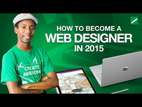 How to Become a Web Designer in 2015 | Design Careers