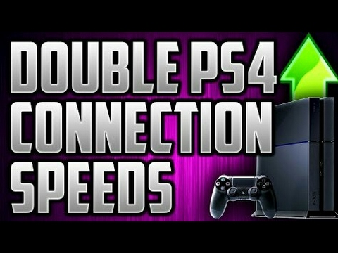 TUTORIAL-How to increase your download & upload speed on your PS4 using OpenDNS!