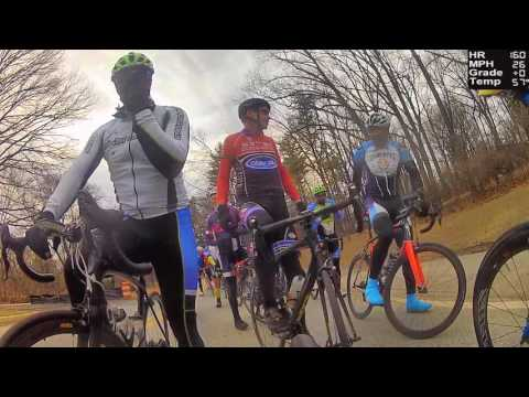 HD Cycling Training - Rear Camera View (Indoor Trainer/Rollers)