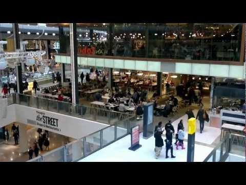 Westfield Stratford City Vue Cinema & Food Court Europe's Largest @ssjd02