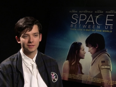 Asa Butterfield: 'I wish I could change my name'