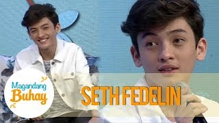Download Magandang Buhay: Seth admits his dream of becoming a celebrity Video