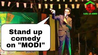 Stand up comedy | Modi | Rehman Khan | Zarf 2019 | Aligarh Muslim University #rehmankhan #comedy