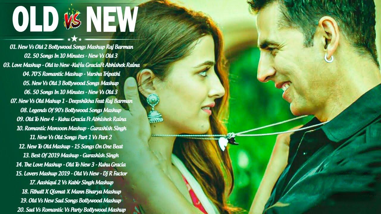 Old vs New Bollywood Mashup Songs 2020 | Sad & Romantic Hindi Remix Mashup Songs \ Hindi Mashup 2020