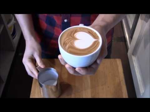 Heart Tutorial | How to  Latte Art