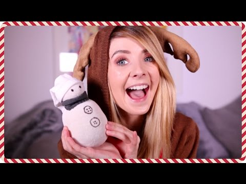 Christmas Pinterest DIYs  | Zoella