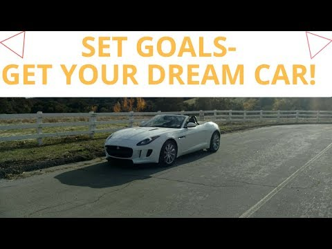 Setting Goals Can Get You What You Want