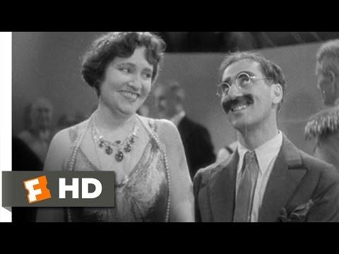 Xxx Mp4 Duck Soup 1 10 Movie CLIP Working His Magic 1933 HD 3gp Sex