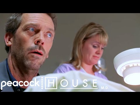 Strawberry Jelly Contraceptive | House M.D.