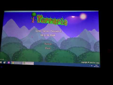 Terraria IP addresses please join.