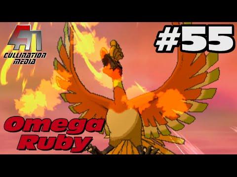 Pokemon Omega Ruby: Episode 55: Ho-Oh's Descent