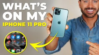 Download What's On My iPhone 11 PRO | My favorite apps | Alex Costa Video