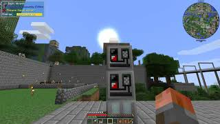 Project Ozone 3 E44 Solar Power Array and Ultimate Ingots
