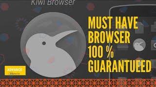 UC BROWSER BLACK MOD APK !! SMOOTH SOB | Music Jinni