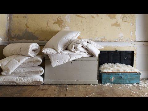 Ultimate Hungarian Goose Down Pillow | Soak&Sleep