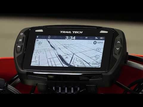 Trail Tech Voyager Pro the Connected Riders GPS Complete with Buddy Tracking