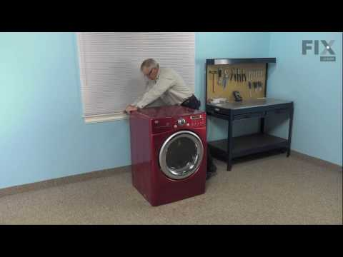 LG Dryer Repair – How to replace the Dry Belt